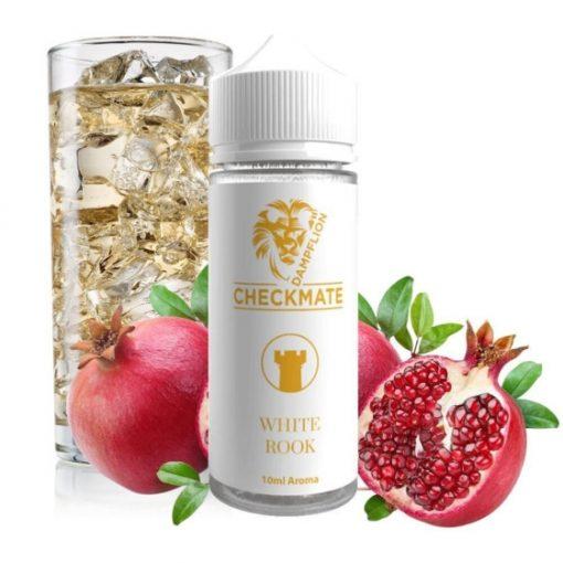 Dampflion Checkmate White Rook 10ml aroma