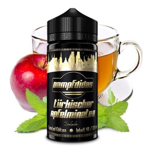Dampfdidas Türkischer Apfelminztee 40ml aroma