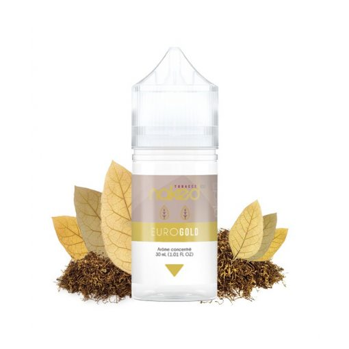 Naked100 Euro Gold 30ml aroma