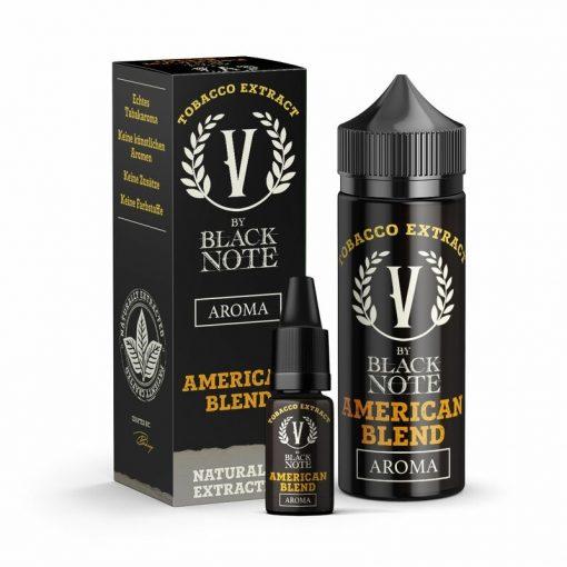 V by Black Note American Blend 10ml aroma