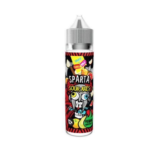 Chill Pill Sparta Sour Axes 12ml aroma