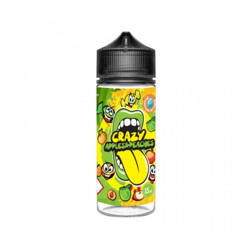 Big Mouth Crazy Apples and Peaches 15ml aroma