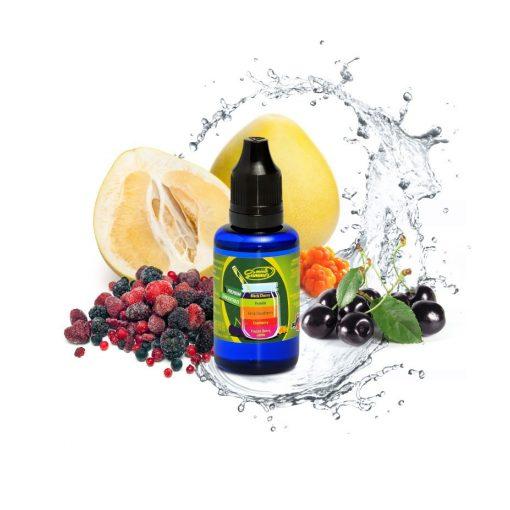 Big Mouth Frozen berry juice - cranberry -artic cloudberry - pomelo - black cherry 30ml aroma