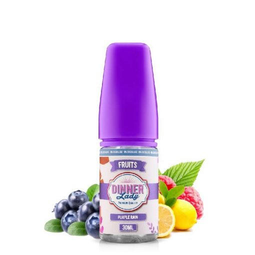 Dinner Lady Purple Rain 0% Sucralose 30ml aroma