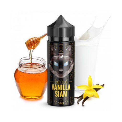 Cat Club Vanilla Siam 10ml aroma