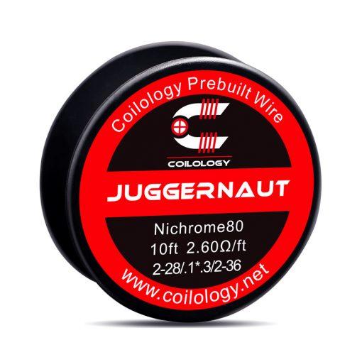 Coilology Juggernaut N80 2,60ohm/ft ellenálláshuzal