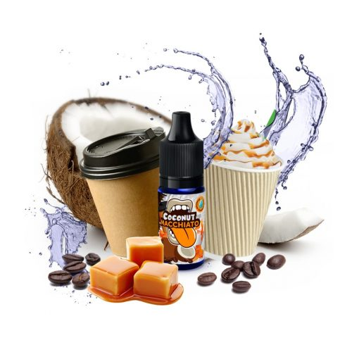 Big Mouth Coconut Macchiato 10ml aroma
