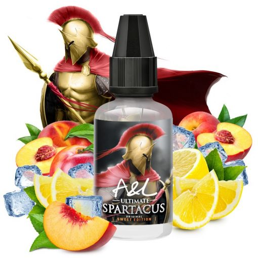 A&L Spartacus Sweet Edition 30ml aroma