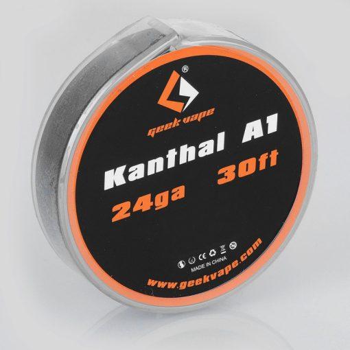 GeekVape Kanthal A1 24GA ellenálláshuzal ZK02