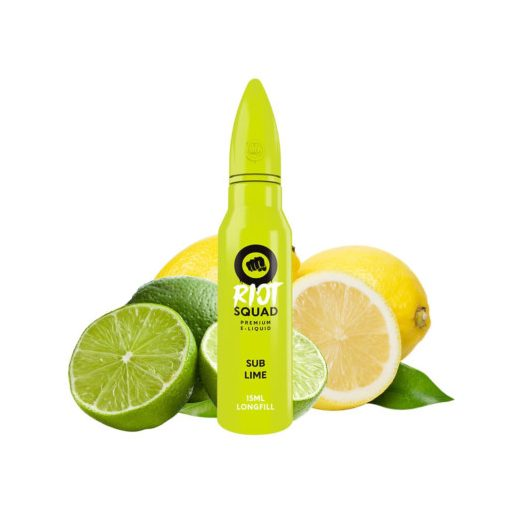 Riot Squad Sub Lime 15ml aroma