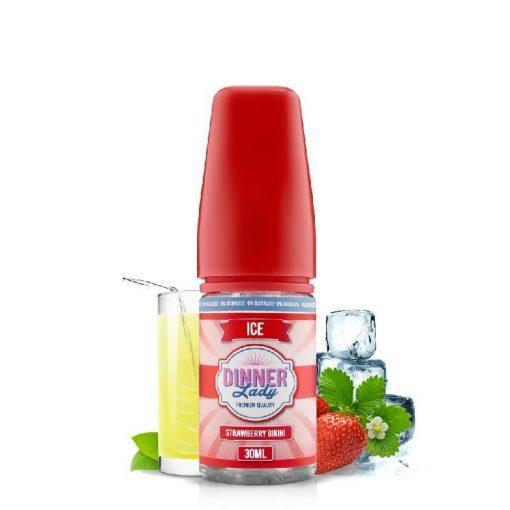 Dinner Lady Strawberry Bikini 0% Sucralose 30ml aroma
