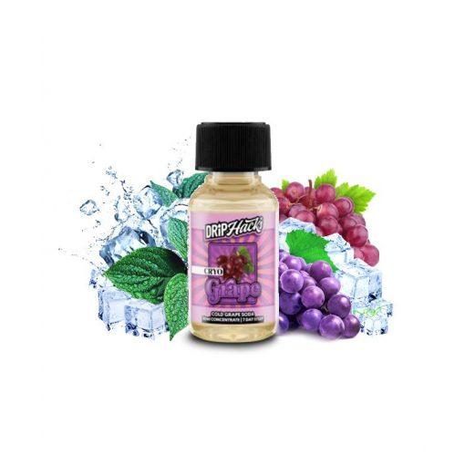 Drip Hacks Cryo Grape 30ml aroma