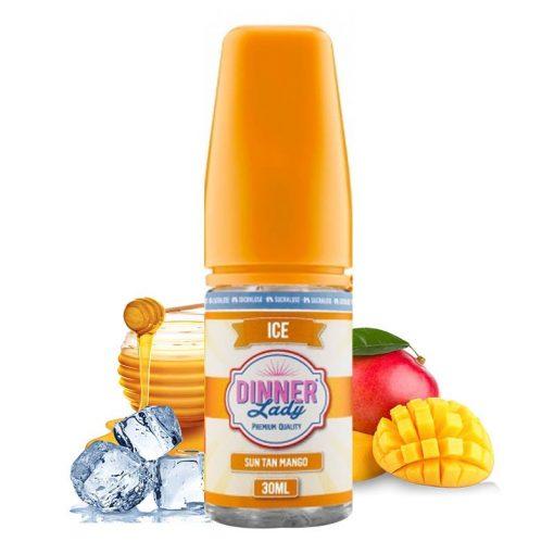 Dinner Lady Sun Tan Mango 0% Sucralose 30ml aroma