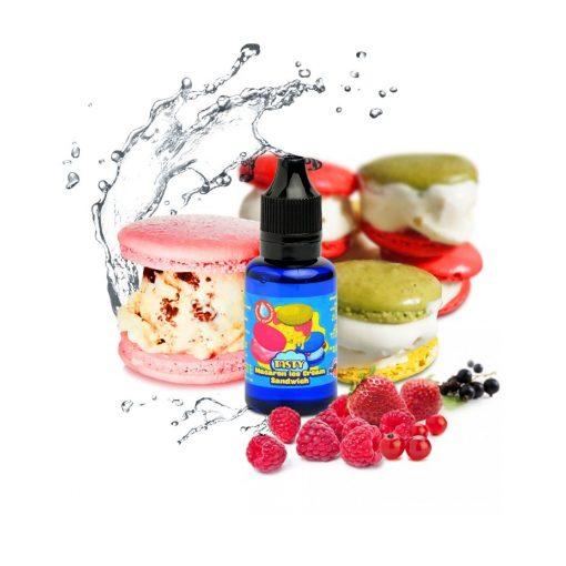Big Mouth Macaron Ice Cream Sandwich 30ml aroma