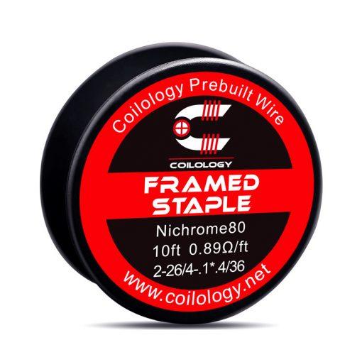 Coilology Framed Staple N80 0,89ohm/ft ellenálláshuzal