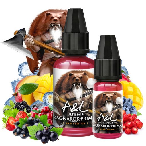 A&L Ragnarok Primal Sweet Edition 30ml aroma