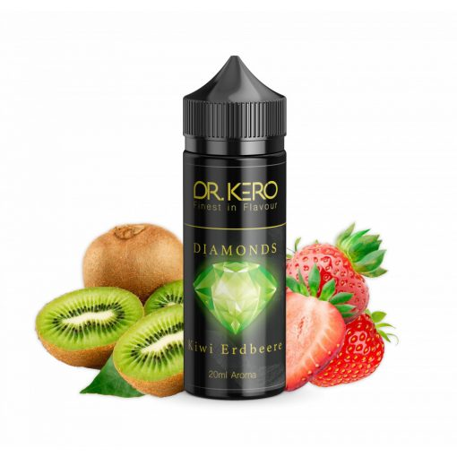 Dr. Kero Diamonds Kiwi Erdbeere 20ml aroma