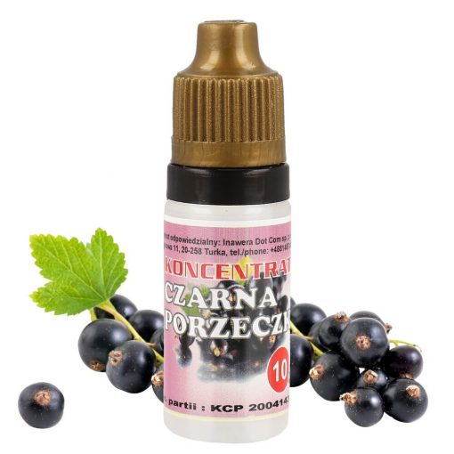 Inawera Blackcurrant (Czarna Porzeczka) 10ml aroma