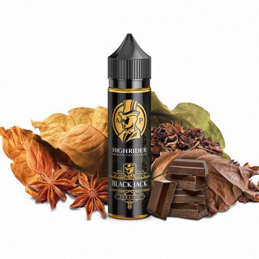 PJ Empire Highrider Black Jack 20ml aroma