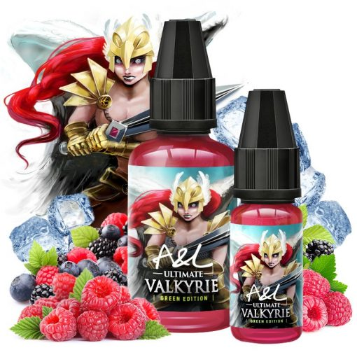 A&L Valkyrie Green Edition 30ml aroma