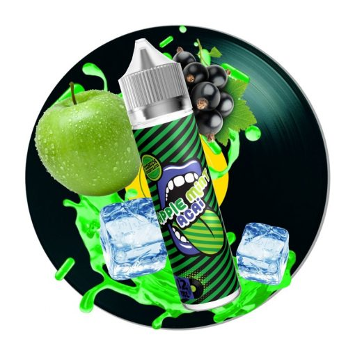 Big Mouth Apple, Mint, Acai 12ml aroma