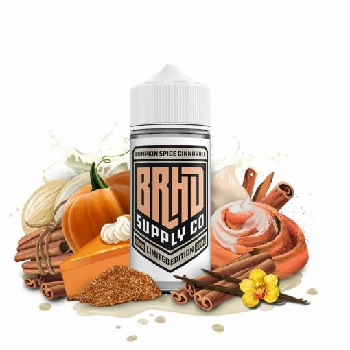 Barehead BRHD Pumpkin Spice Cinnaroll 20ml aroma