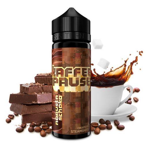 Kaffeepause Robusta Schoko 20ml aroma