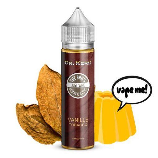 Dr. Kero X The Bro's Vanille Tobacco 10ml aroma