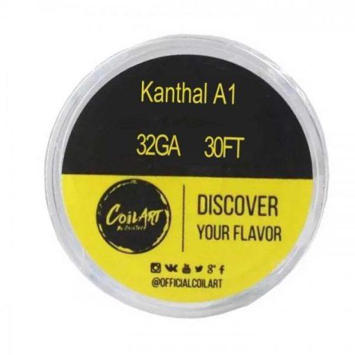 Coilart Kanthal A1 32GA ellenálláshuzal