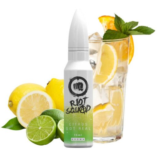 Riot Squad Citrus Got Real 15ml aroma
