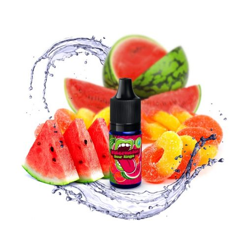 Big Mouth Watermelon sour rings 10ml aroma