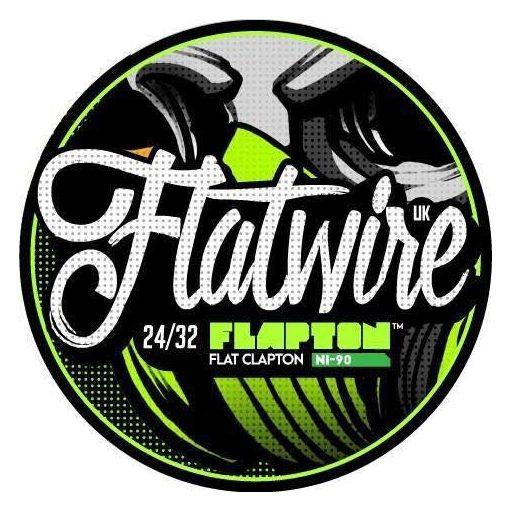 Flatwire Flat Clapton Ni90 24/32 AWG ellenálláshuzal
