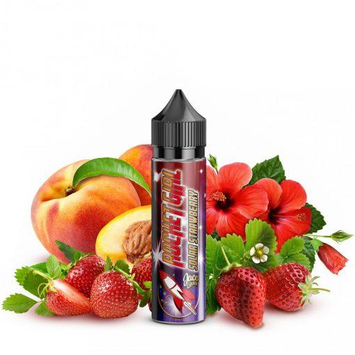 Rocket Girl Solar Strawberry 15ml aroma