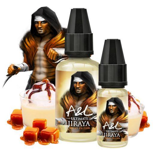 A&L Jiraya Sweet Edition 30ml aroma