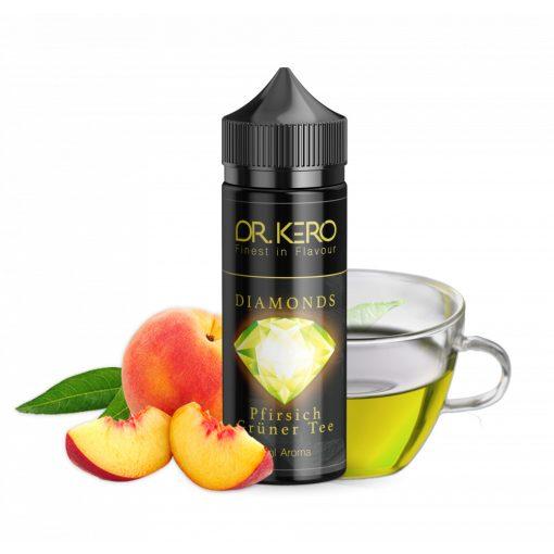 Dr. Kero Diamonds Pfirsich Grüner Tee 20ml aroma