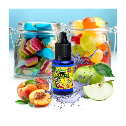 Big Mouth Crazy Apples and Peaches 30ml aroma