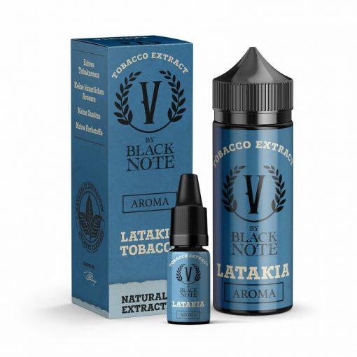 V by Black Note Latakia 10ml aroma