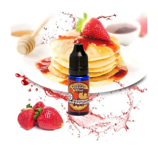 Big Mouth I'll take you to Strawberry Syrup Pancakes 10ml aroma