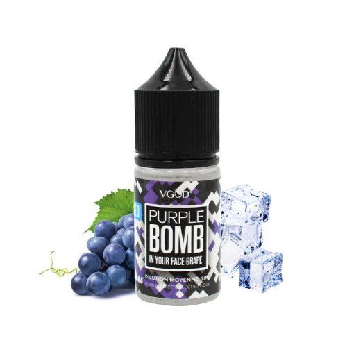 VGOD Purple Bomb Ice 30ml aroma