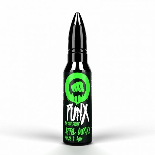 Riot Squad Apple, Cucumber, Mint & Aniseed 15ml aroma