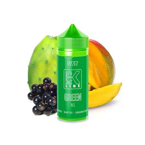 KTS Line Green No.2 30ml aroma