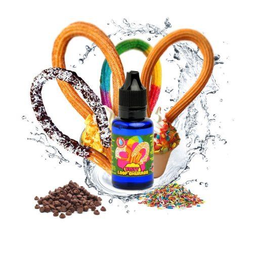 Big Mouth Loop Churros 30ml aroma