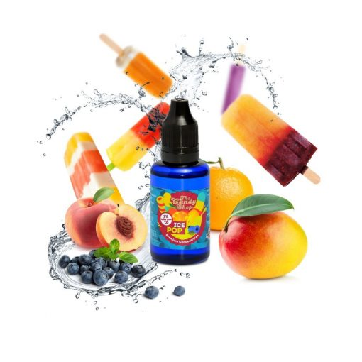 Big Mouth I'll take you to Ice Pop 30ml aroma